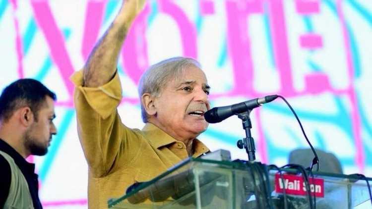 PML(N) President & Leader of Opposition in Pakistan Shahbaz Sharif