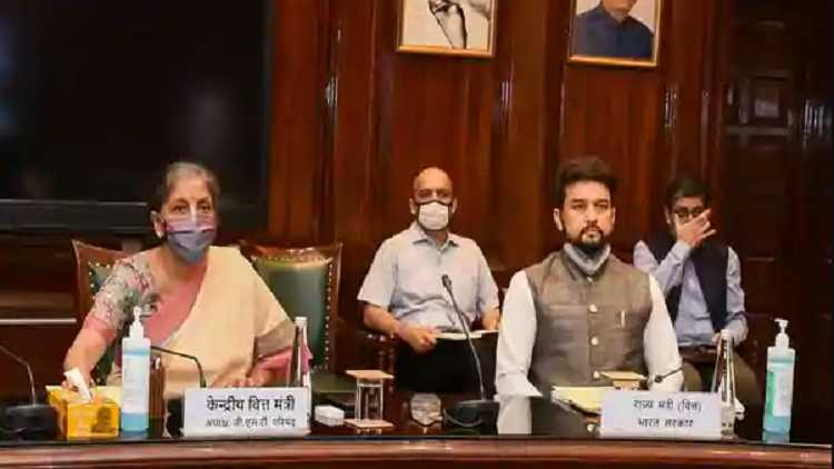Sitharaman to chair 43rd GST Council meeting on May 28