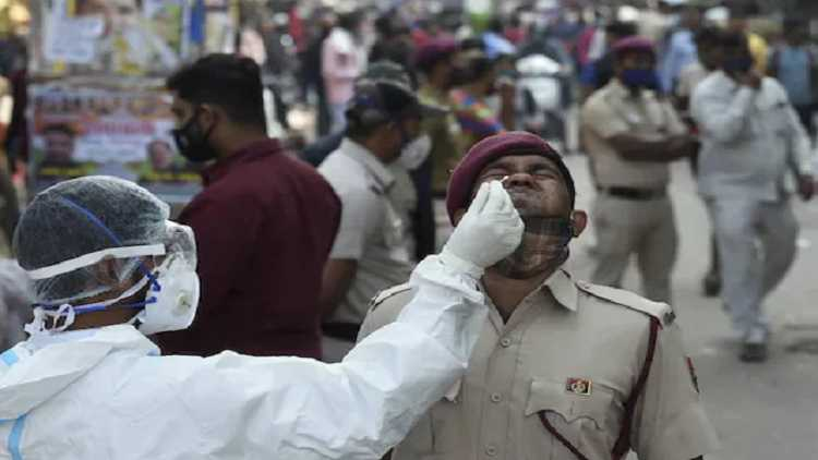 India's positivity rate falls: Health Ministry