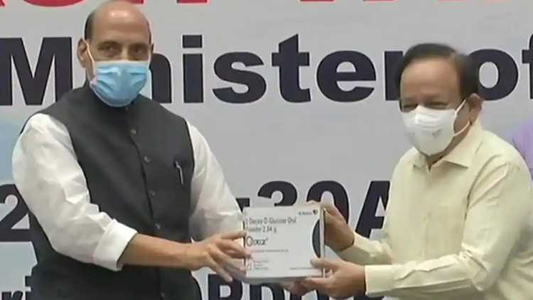 Rajnath Singh releases first batch of DRDO's anti-COVID drug