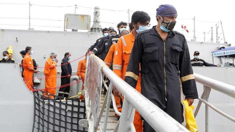 22 die in Tauktae Cyclone fury in Arabian Sea