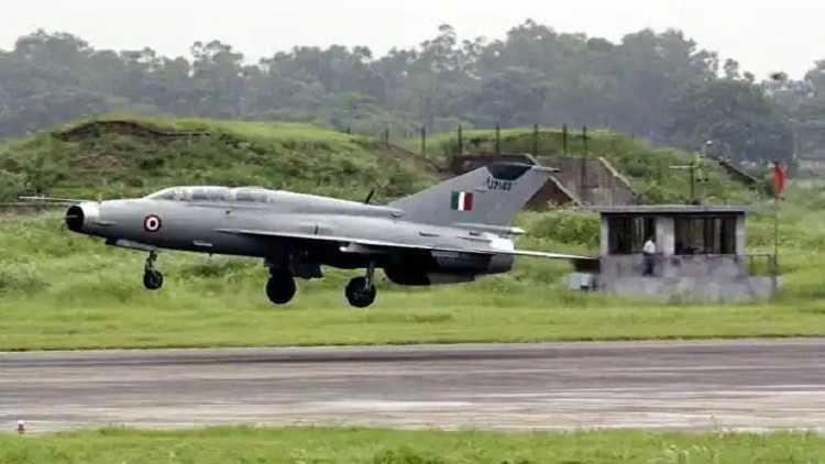 IAF MiG-21