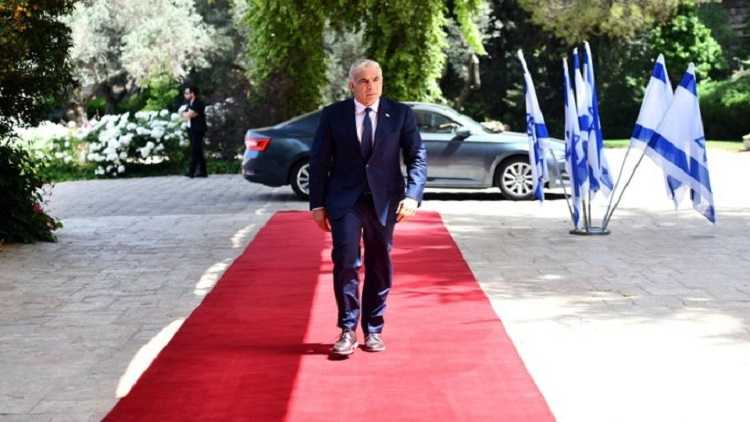 Yair Lapid to form government