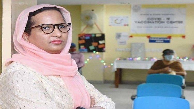Dr Aksa Sheikh