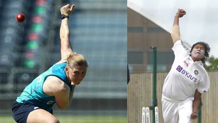 Indian women's team faces uphill task vs England