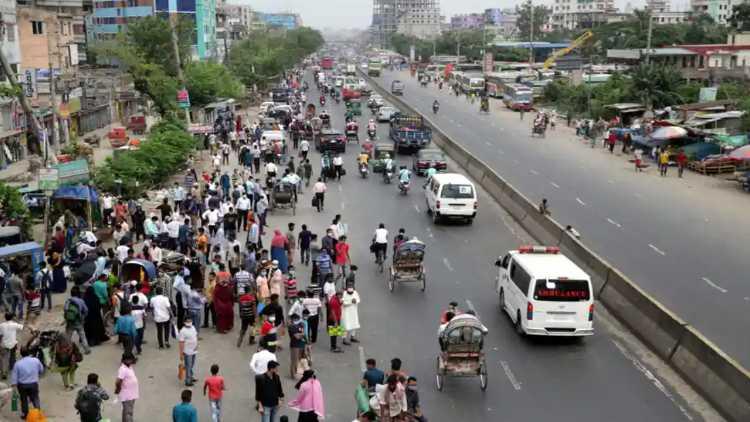 Bangladesh to impose nationwide 'hard lockdown'