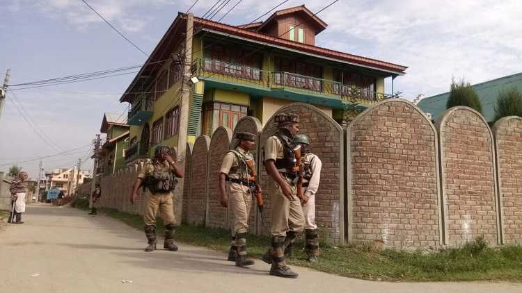 Security beefed up as the NIA conducted fresh raids