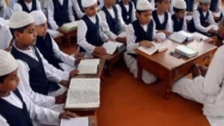 A madrasa in Pakistan