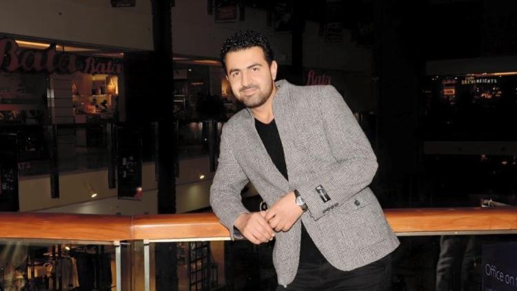 Mustafa Ahmadi- Owner of Istanbul Cafe