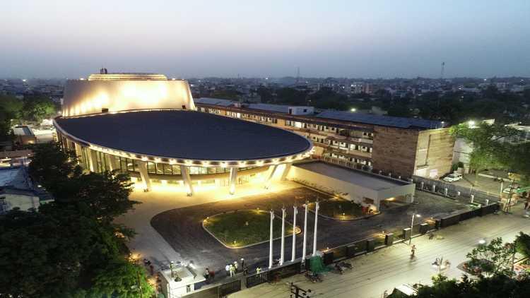 World class convention centre in Varanasi
