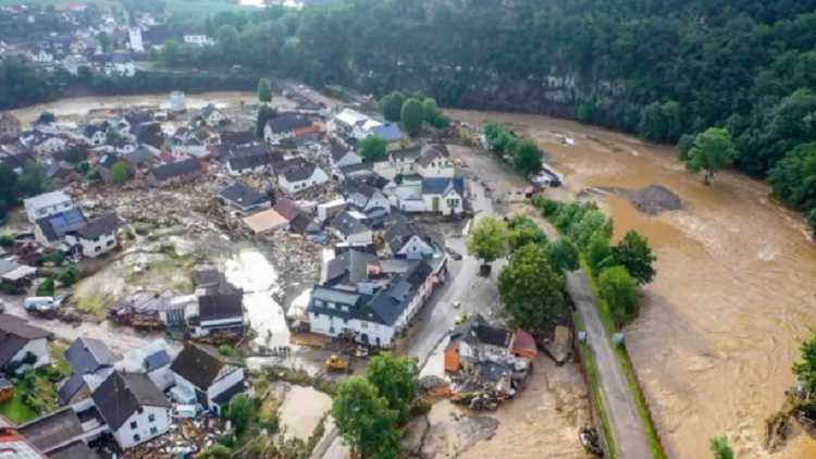 Death toll from floods in Germany rises to 58