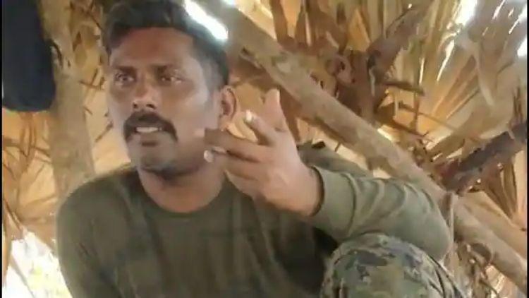 CRPF Commando Rakeshwar Singh