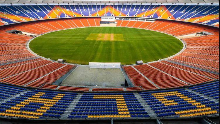 Motera Stadium Rename as a Narendra Modi Stadium