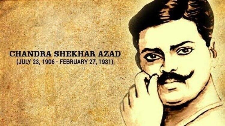 Remembering India's valiant hero Chandra Shekhar Azad on his 90th death anniversary