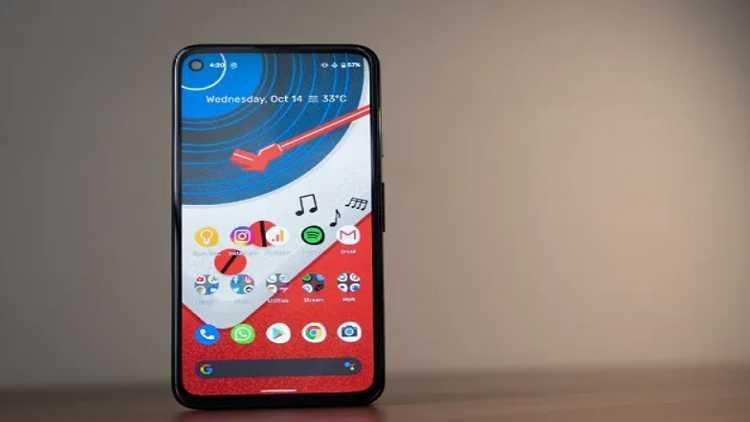 Google announces Pixel 5a