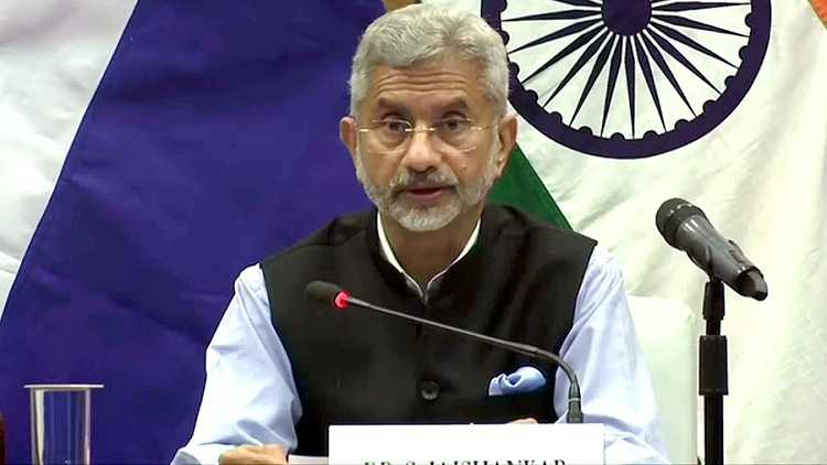 External Affairs Minister of India, S Jaishankar