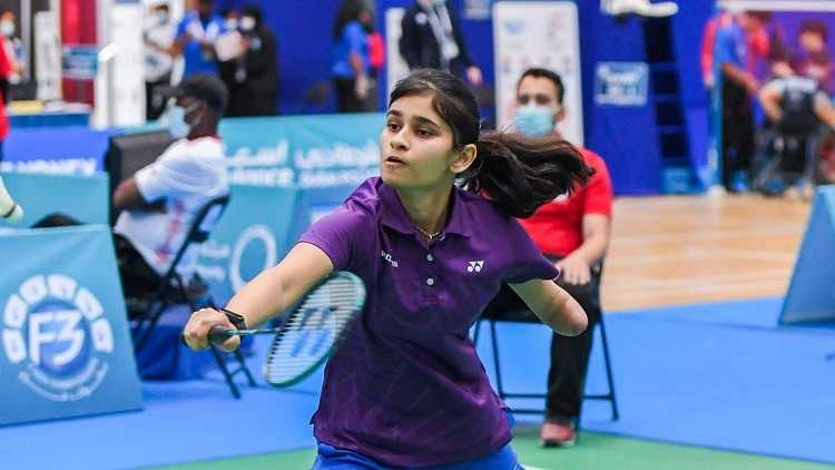 Indian Para shuttlers in for a rich haul at Dubai event