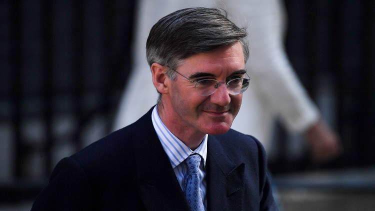Leader of the House of Commons in British Parliament, Jacob Rees-Mogg