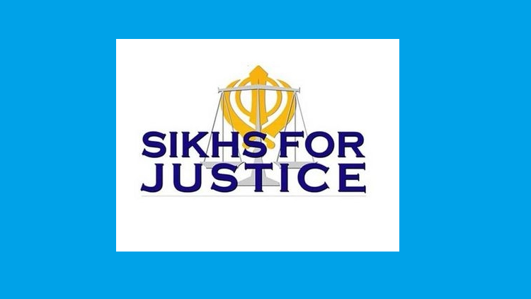 The Sikhs for Justice logo