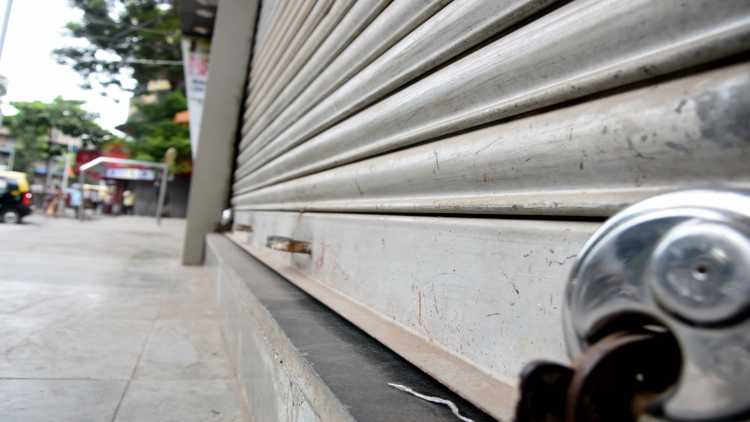 Shops Closed in UP