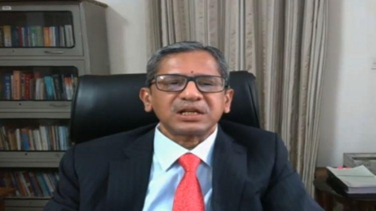 Chief Justice N V Ramana
