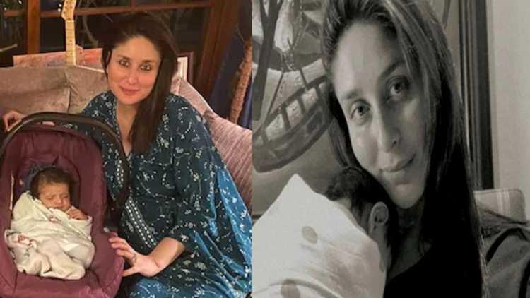 Kareena Kapoor Khan and her second child