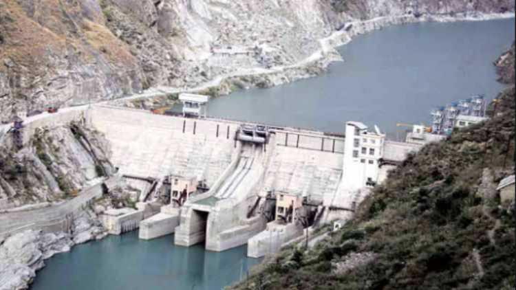 Pakul Dam