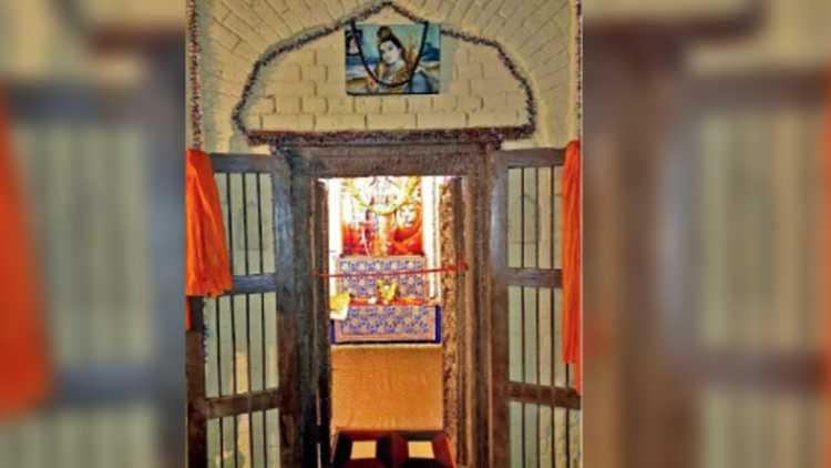 Hindu temple in Rawalpindi